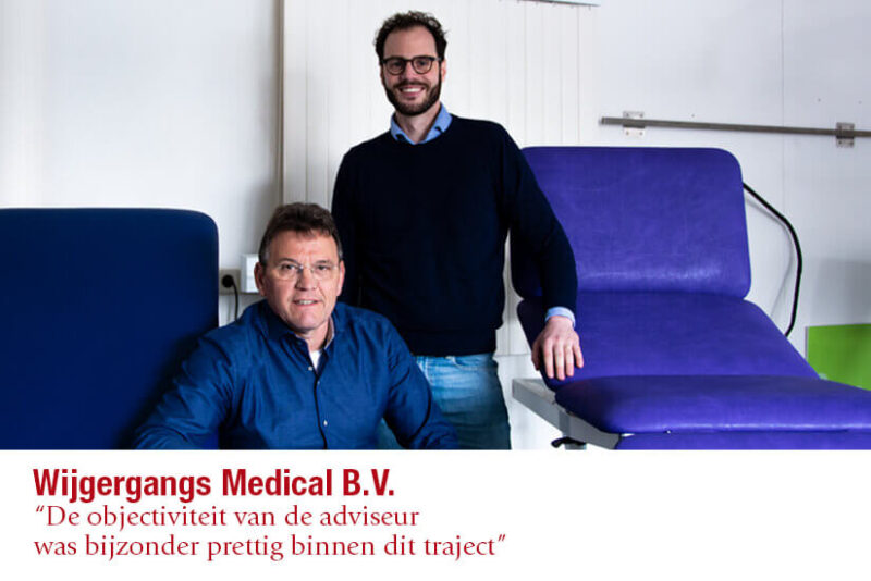 Wijgergangs Medical BV - Adagium