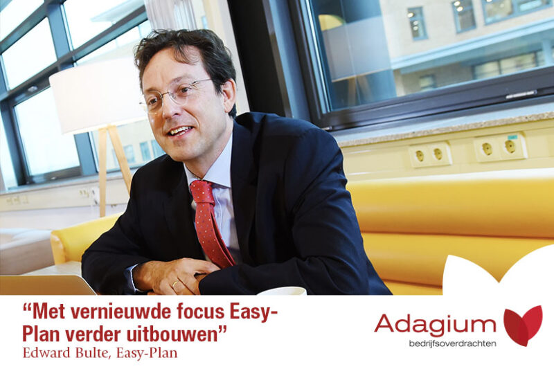 Easy-Plan catering - Adagium