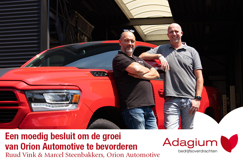 Orion Automotive - Adagium
