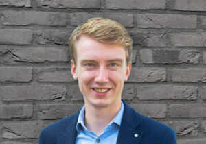 Jasper van Geffen - Junior Corporate Finance Adviseur
